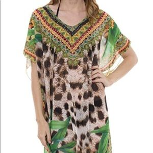 NWT - Cover-Up tunic